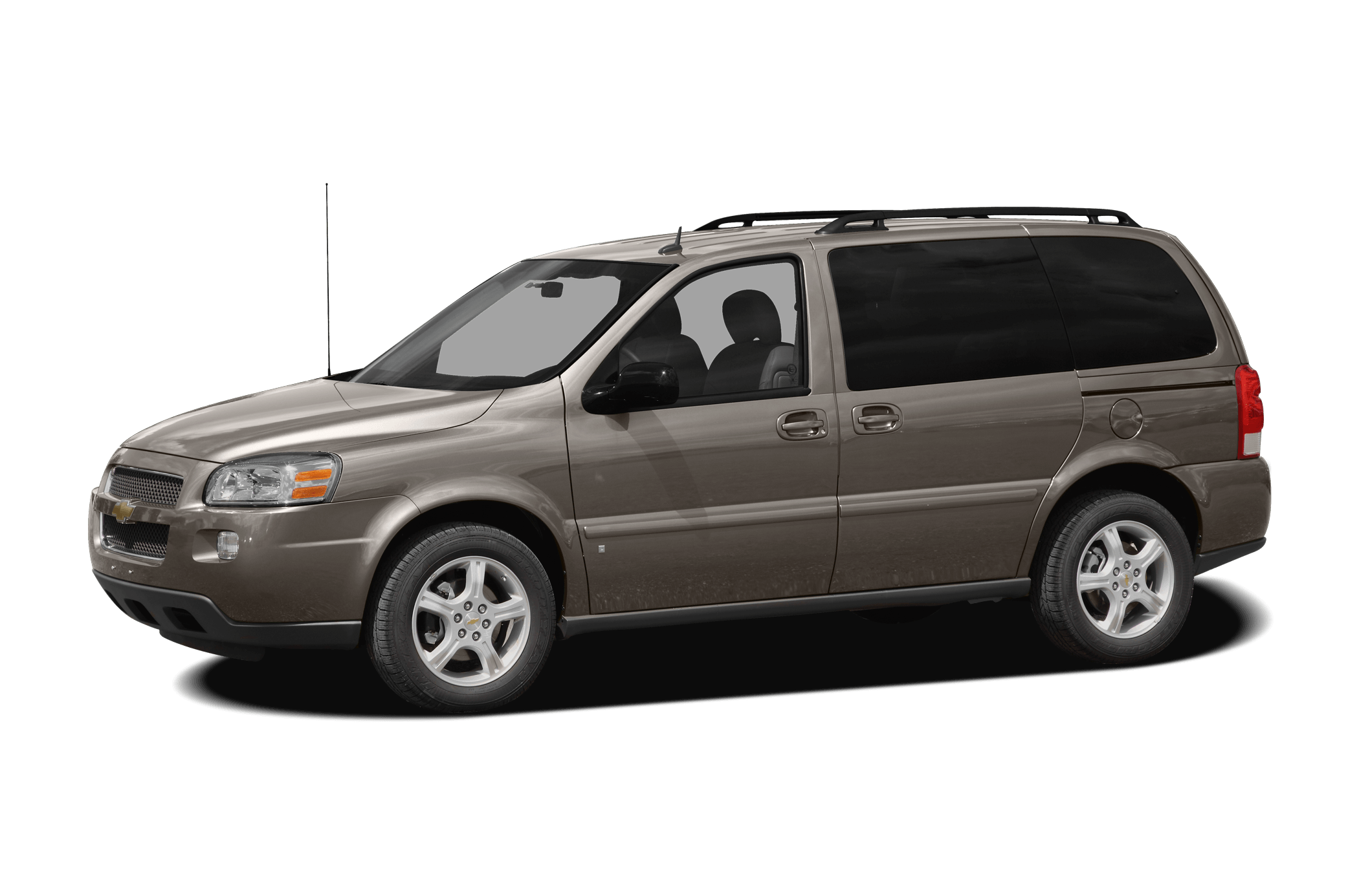 Chevy Uplander for hire at Just In Time Transportation Services