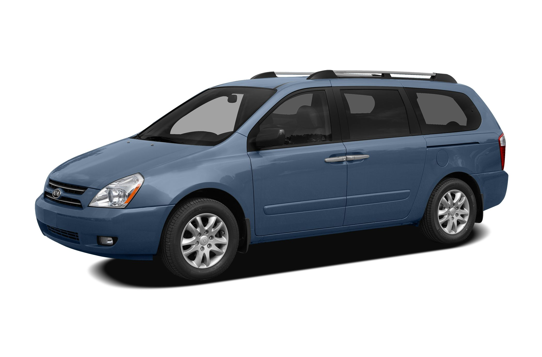Kia Sedona for hire at Just In Time Transportation Services
