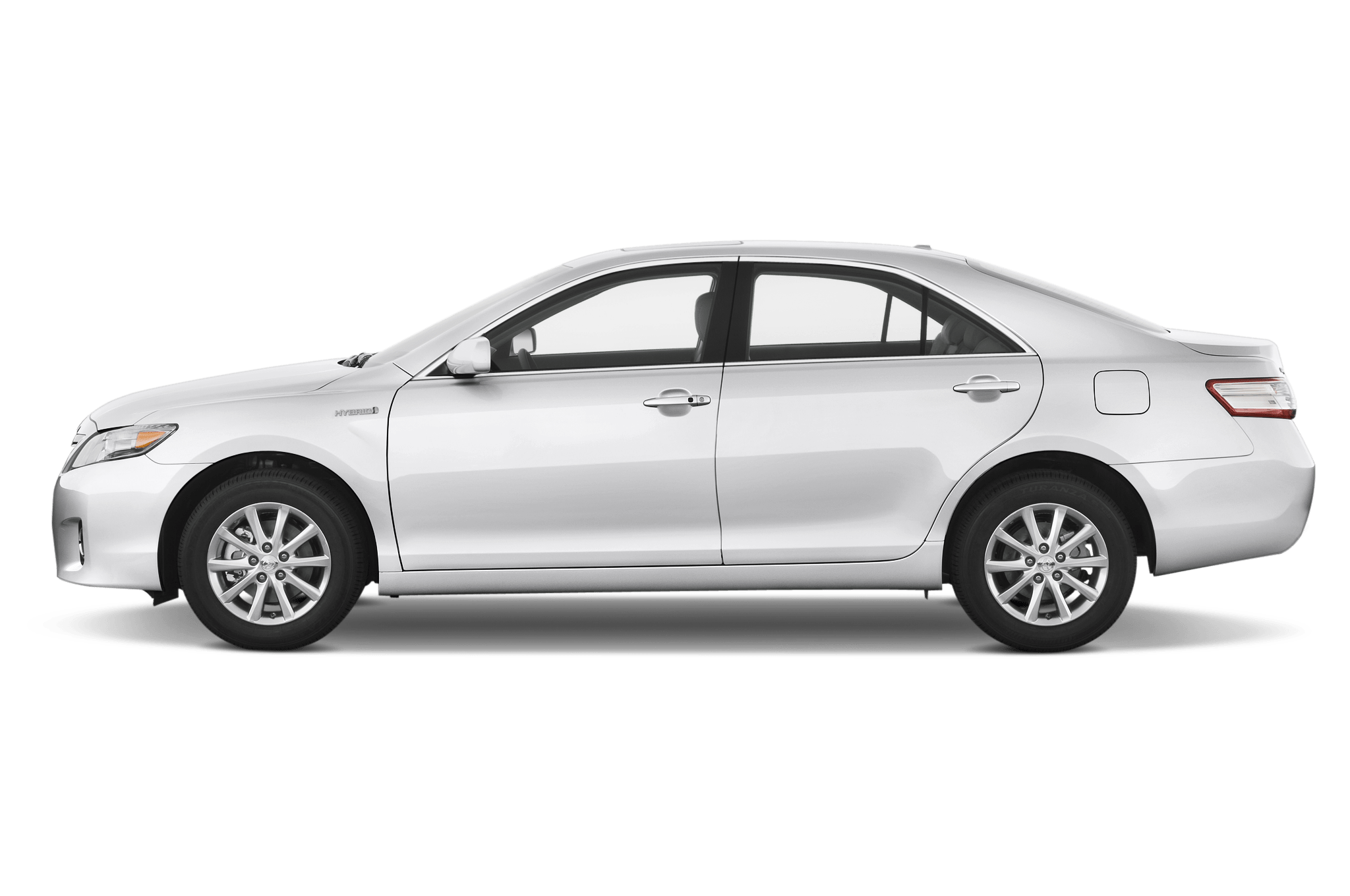 Toyota Camry for hire at Just In Time Transportation Services
