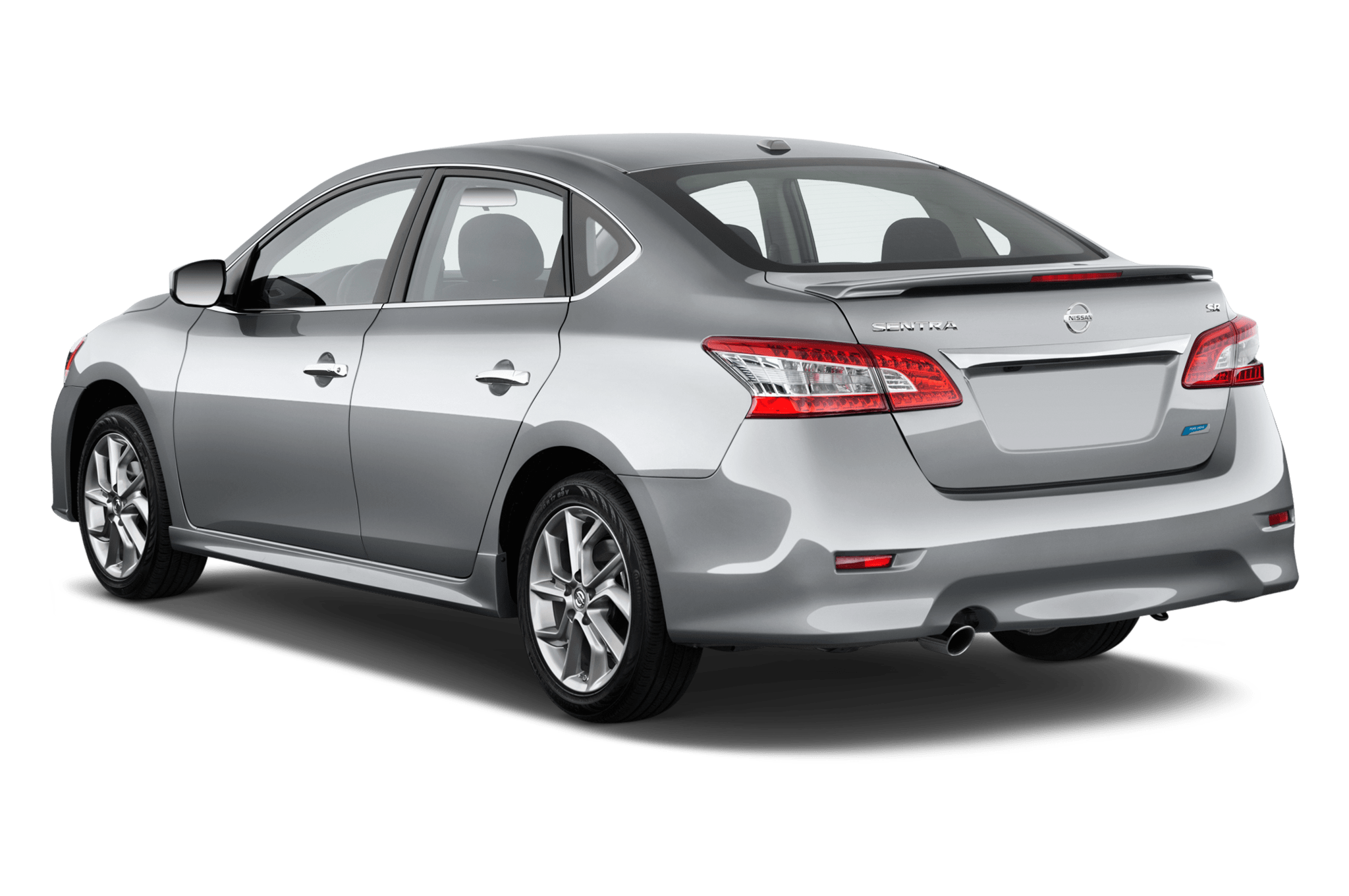 Nissan Sentra for hire at Just In Time Transportation Services