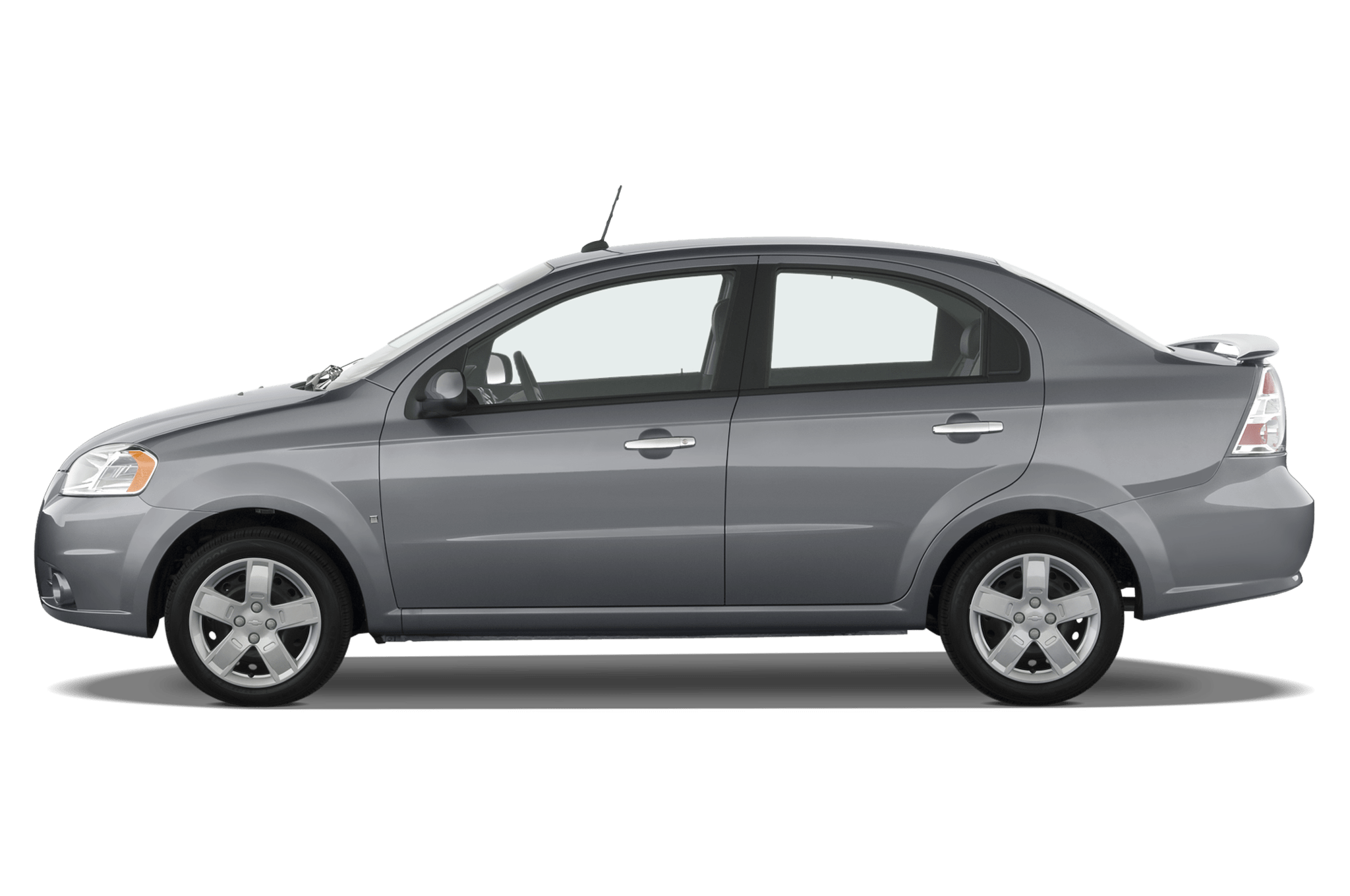 Chevy Aveo for hire at Just In Time Transportation Services